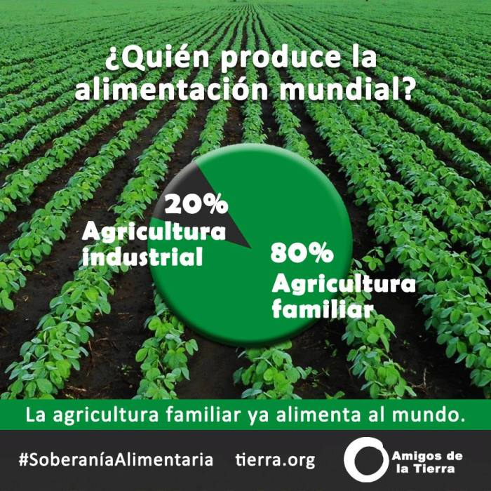 Laagriculturafamiliaralimentaelmundo
